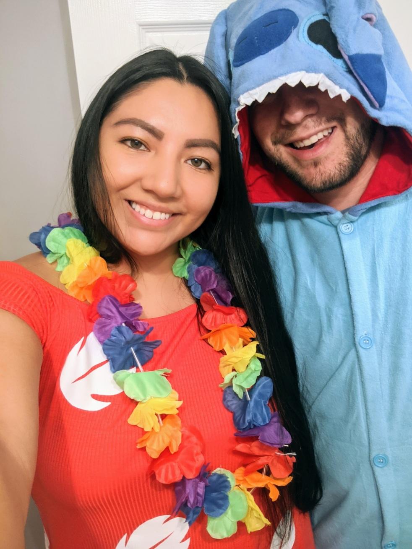Diy Costume Lilo Stitch Raquel Rickey